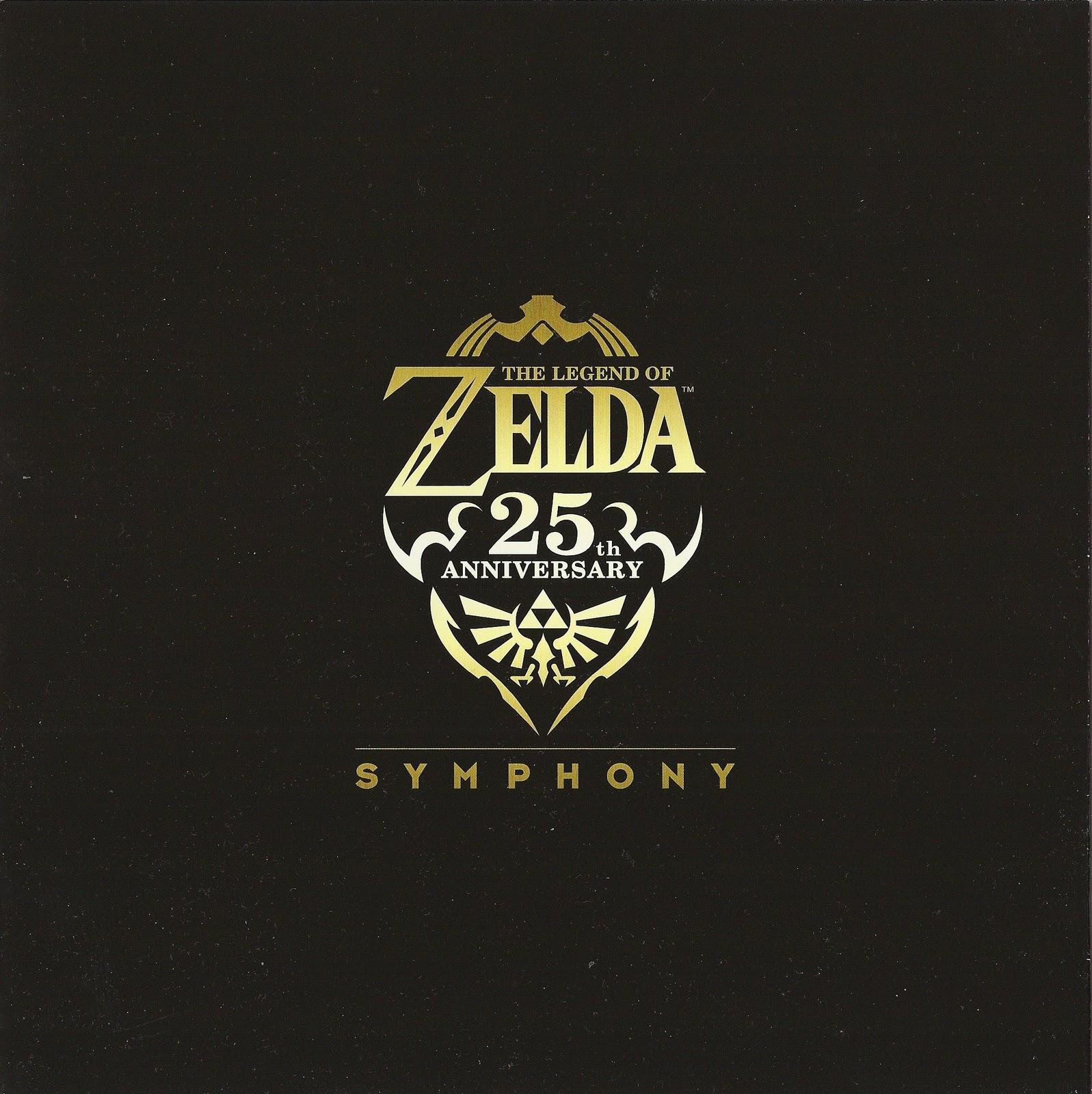 Legend of zelda 25th anniversary