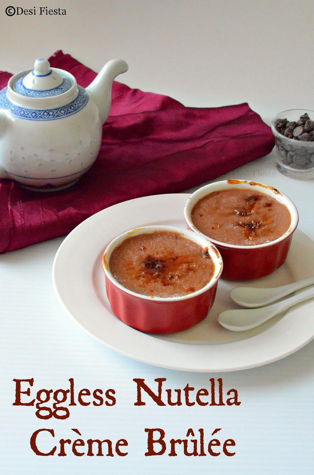 Creme Brulee - French dessert