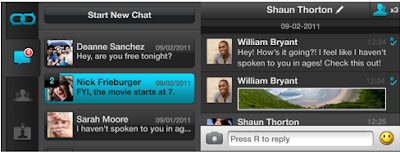 Download Aplikasi Hookt Messenger Lebih Bagus Dari BBM
