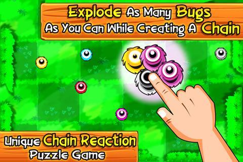chain explosion app
