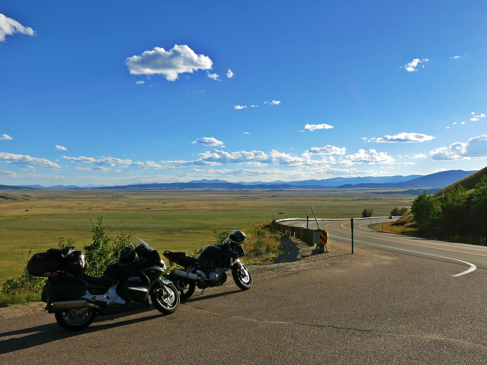 kenosha pass colorado