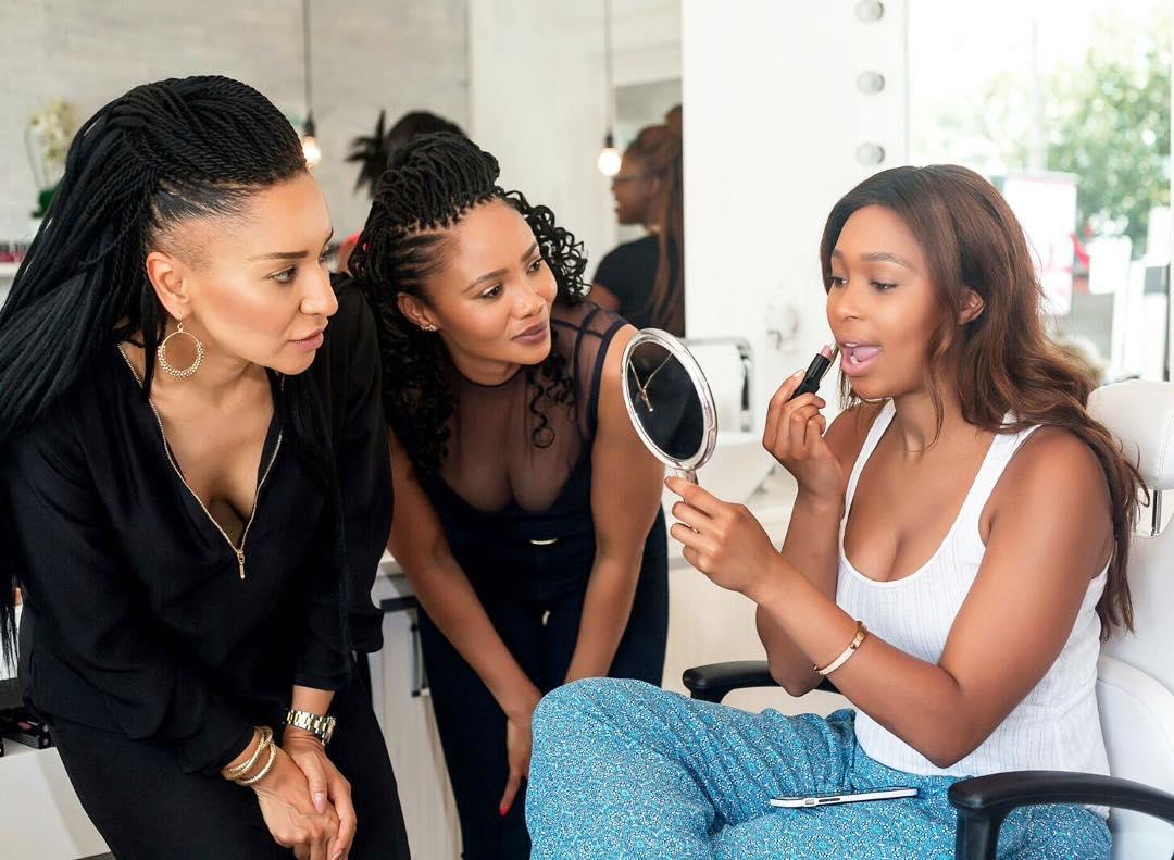 Azania Mosaka Boutique Services To The Likes Of Moneoa