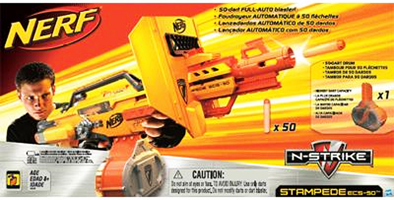 Nerf N Strike Rapid Fire Raider Cs 35