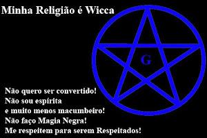 Orgulho de ser Wiccan!