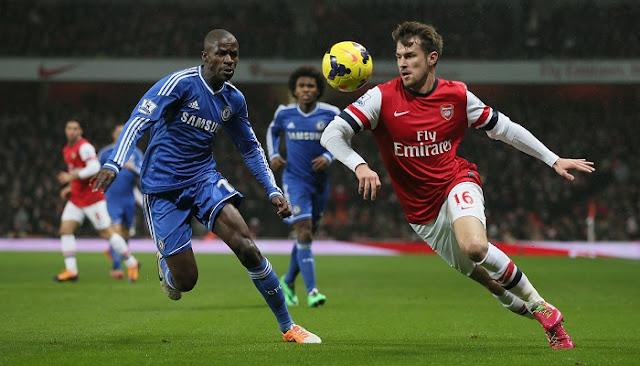 Chelsea vs Arsenal en vivo