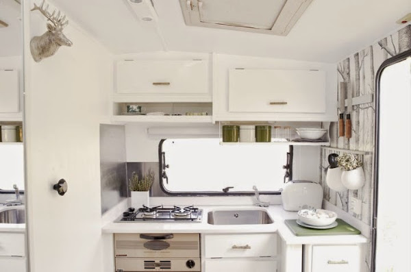 Decoracion en las caravanas decorar tu casa es - Decoracion interior caravanas ...