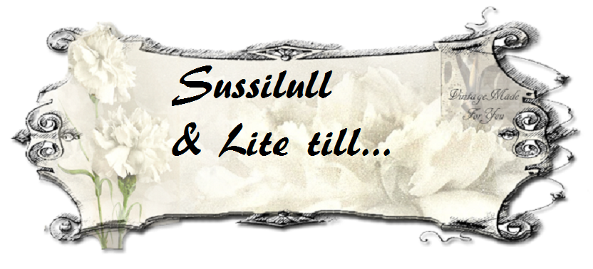 Sussilull & Lite till...
