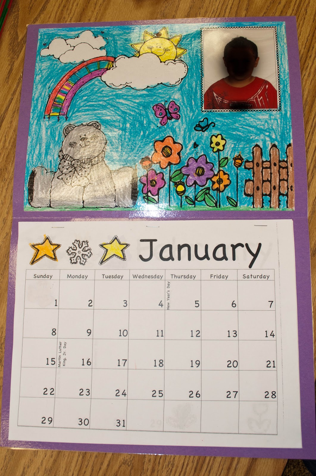 Calendar Craft For Kindergarten : Mrs ricca s kindergarten christmas crafts freebies