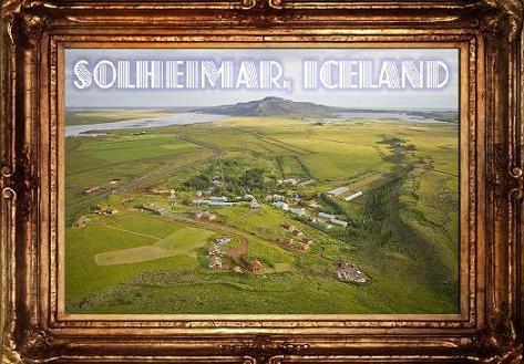 Solheimar, Iceland