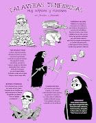Calaveras Tenebrosas muy rápidas y furiosas! de Helguera y Hernández, (mono calaveras)