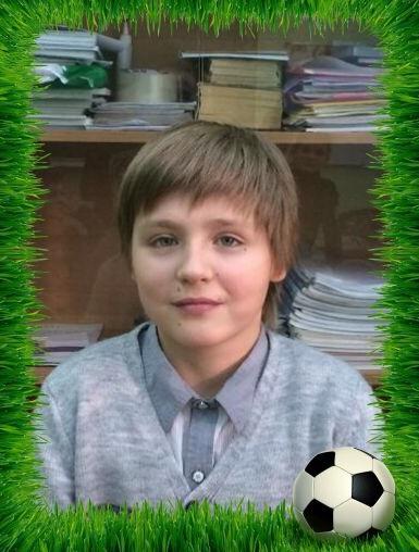 Храпенков Степан