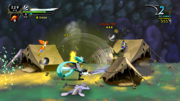 Free Download GAME RPG Dust An Elysian Tail (2013/PC/ENG ...