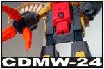 オメガ巨人強化装備 CDMW-24