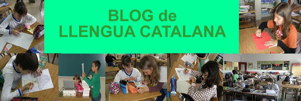 BLOG DE LLENGUA CATALANA
