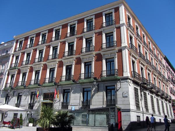 Palacetes De Madrid  Casa Palacio San Martin