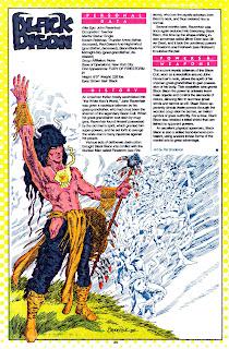 Bisonte Negro (ficha dc comics)