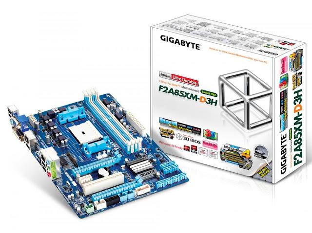 Gigabyte GA-F2A85XM-D3H