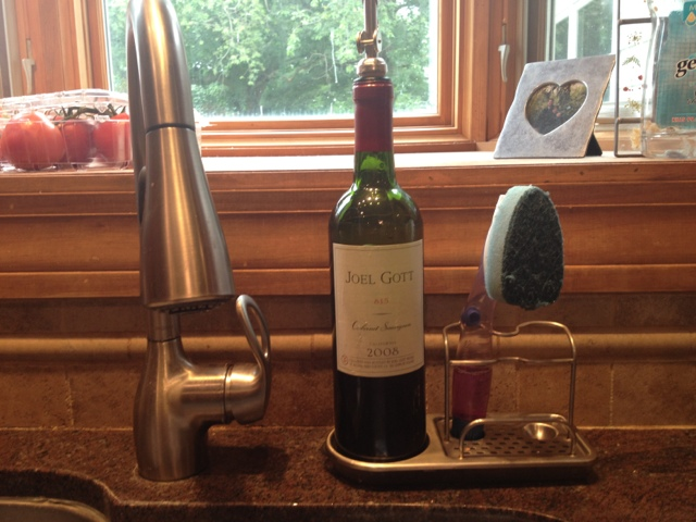 Two It Yourself Wine Bottle Crafts DIY Soap Dispenser Impressive Decorative Dish Soap Bottles