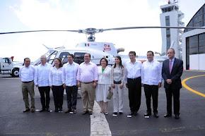 Con apoyo de PEMEX, construiremos Planta de aguas residuales Xalapa Norte: Américo Zúñiga