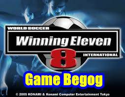 Download Winning Eleven 8 Terbaru PS1