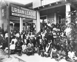 Harlem Branch Library at the Tampa Urban League