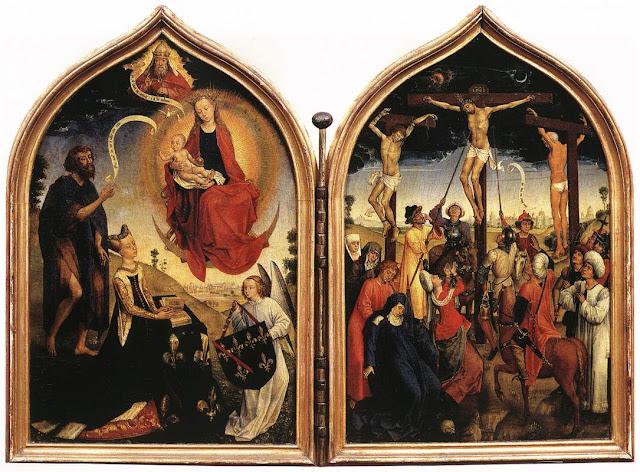 Rogier Van Der Weyden 1399-1464 | Flemish Gothic style painter