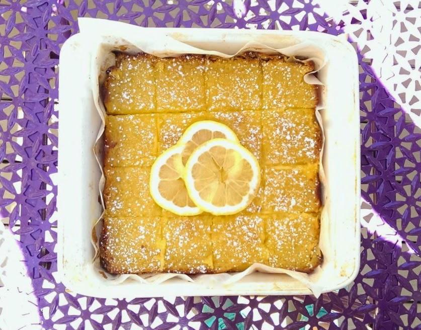Smitten Kitchen S Whole Lemon Bars Dessert Freak
