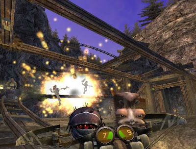 Free Download Games Oddworld Stranger's Wrath Full Version For PC