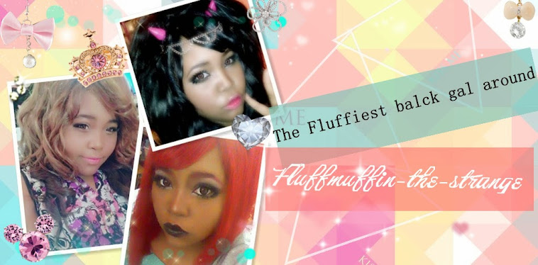 A Fluffmuffin in a world of Gyaru beauties