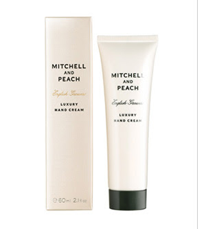 hand cream, lotion, hand lotion, Mitchell and Peach, Mitchell and Peach Luxury Hand Cream, Beauty Habit, beautyhabit.com, Beautyhabit