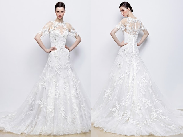 2016 wedding dress trend