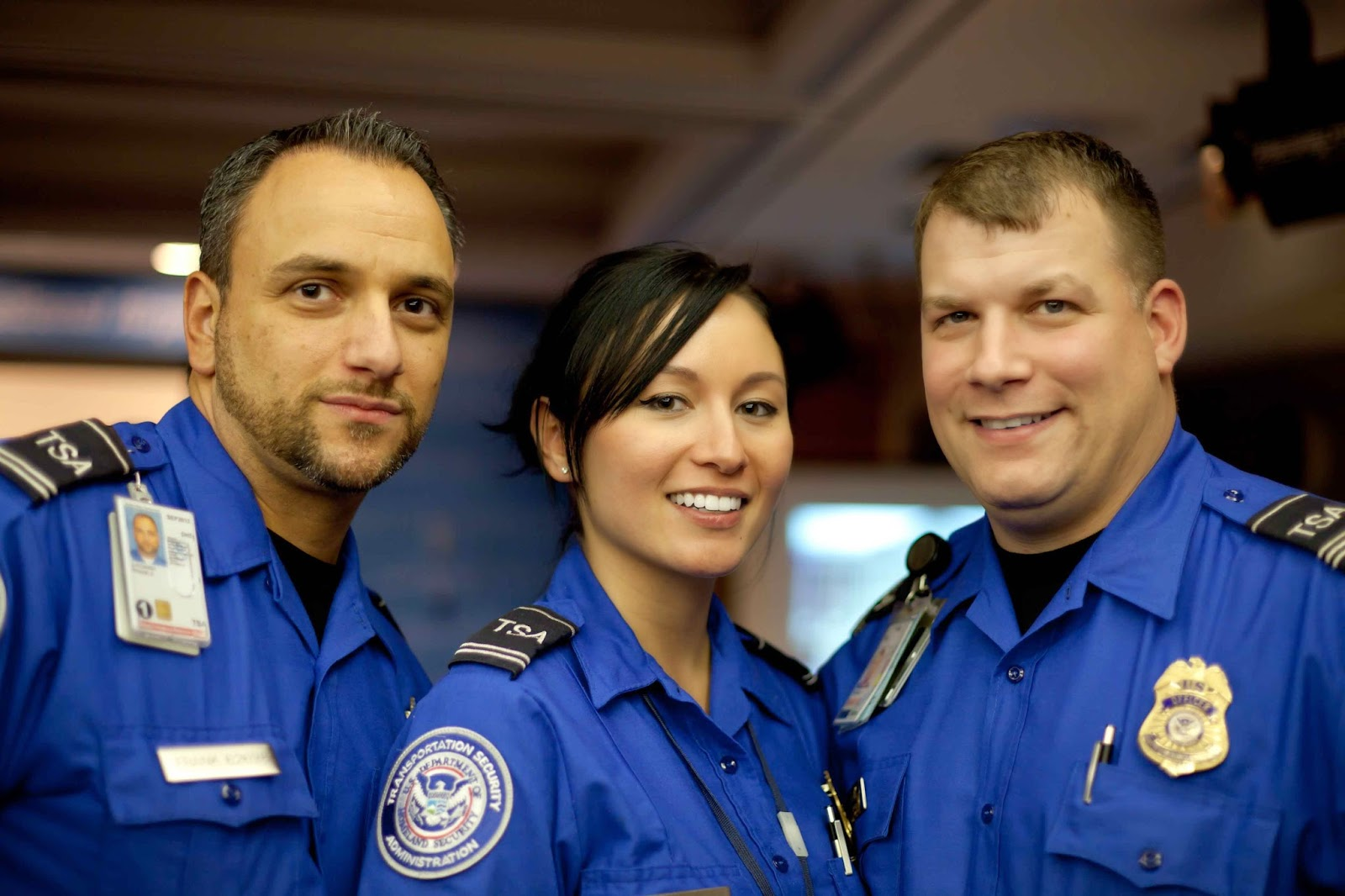 transportation security officers - Transportation Security Officer