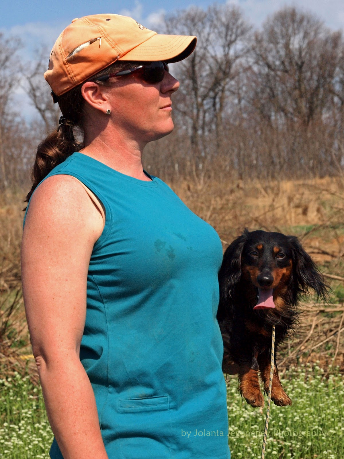 BORN-TO-TRACK BLOG: Dachshund Field Trials, Shawsville, Maryland ...
