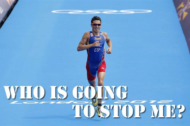Javier Gómez Noya Olimpiadas 2012