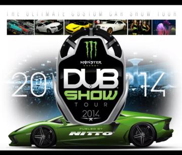 monster dub show tour 2014 miami florida shelby american automobile club. Black Bedroom Furniture Sets. Home Design Ideas