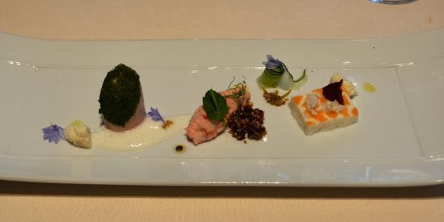Restaurant St. Nicolas lobster tartar