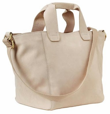 gap leather cross-body bag