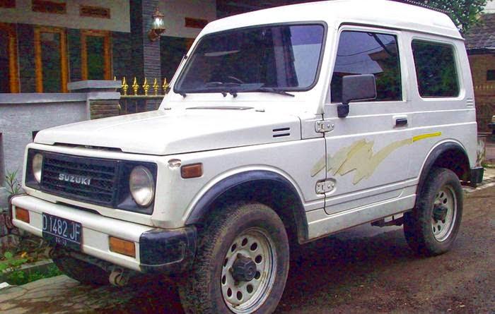 Suzuki Katana (1991-1992)