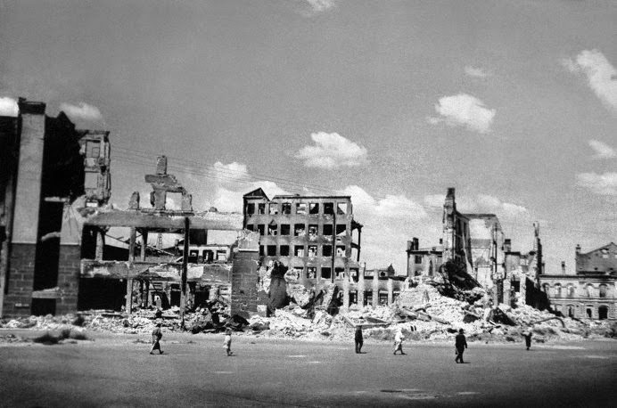 essay on the battle of stalingrad