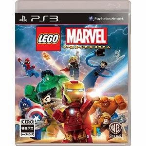 [PS3] LEGO Marvel Super Heroes The Game [レゴ マーベル スーパーヒーローズ ザ・ゲーム] (JPN) ISO Download