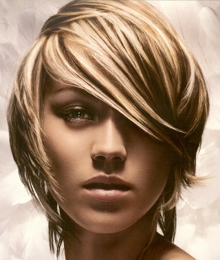 Chunky highlights for short hair for 2011 hairstyles haircuts short hair choose or natural colors for more professional look for chunky highlights for short hair 2011 pmusecretfo Choice Image