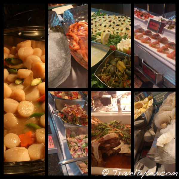 The Rise at Marina Bay Sands Dinner Buffet