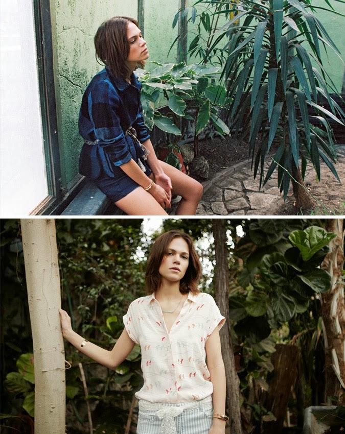 Blog mode, vetements fashion, fashion blog -Sessun S/S 2014 - 1