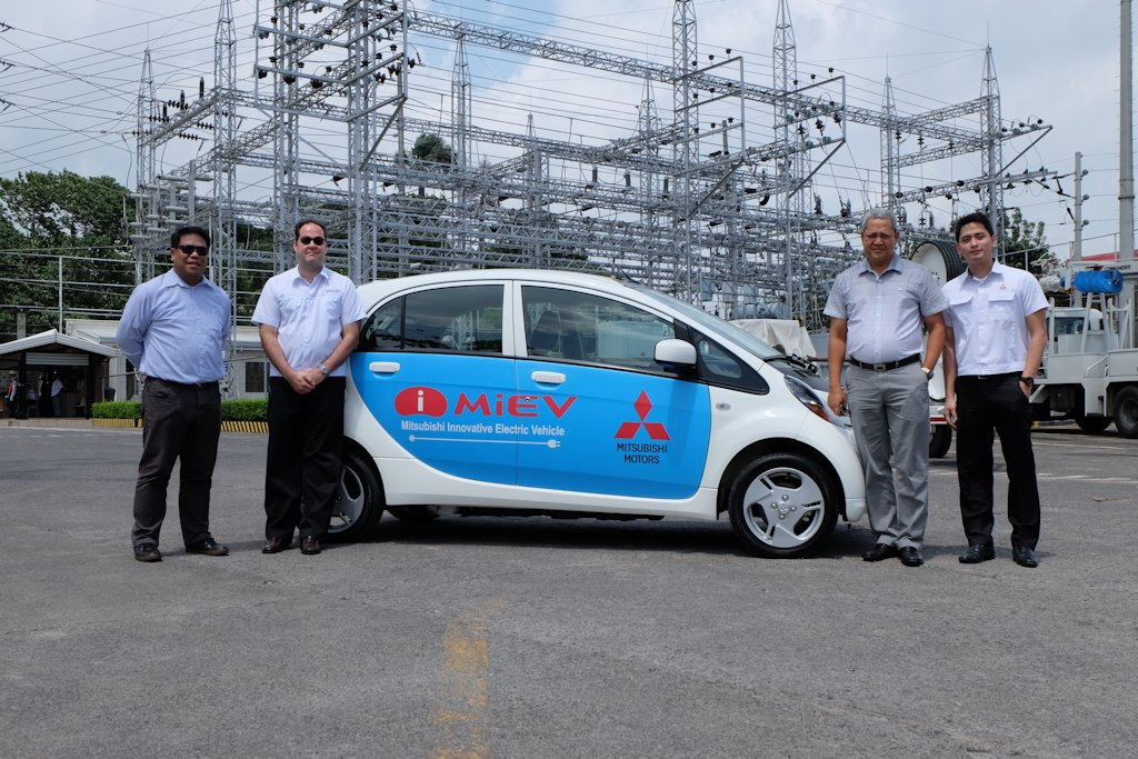 Mitsubishi motors philippines expands ev testing to Mitsubishi motors philippines