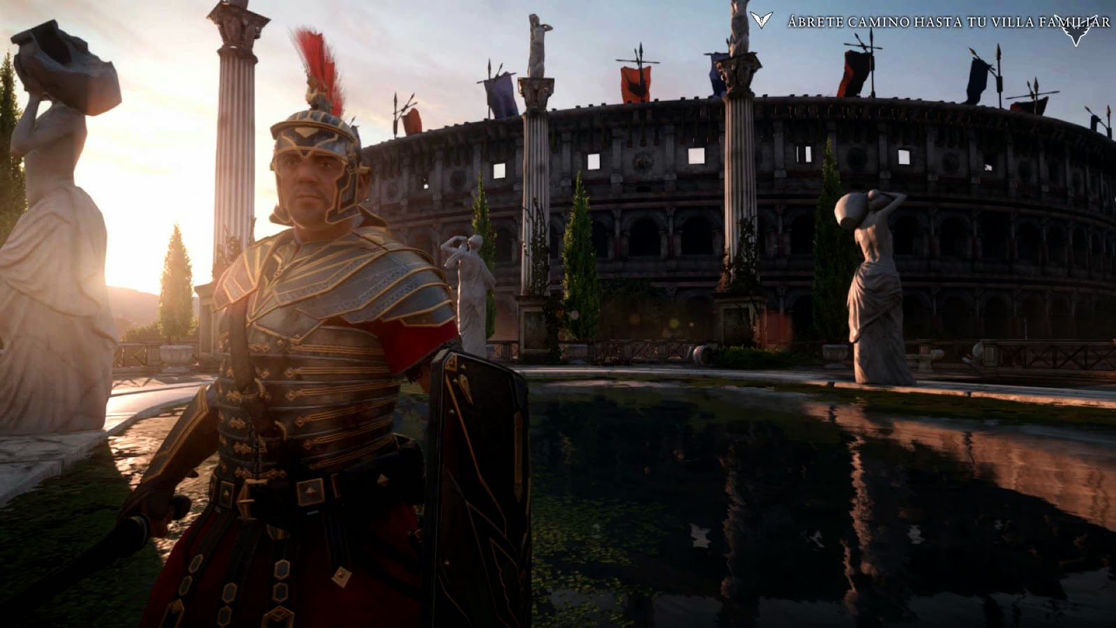 ryse son of rome coliseo