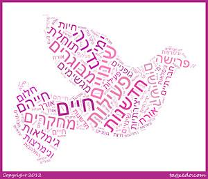 באמצעות התוכנה TAGXEDO  ניתן ליצג מילים ומושגים בעיצוב מיוחד