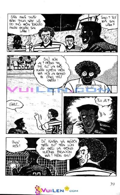Jindodinho - Đường Dẫn Đến Khung Thành III  Tập 46 page 39 Congtruyen24h