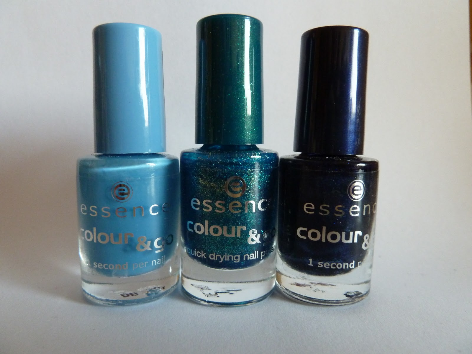 NailsByStephanie: My Essence Colour & Go Polishes Part I