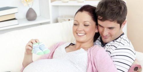 Fale com seu filho, diga quanto ele é amado e desejado. Peça para o