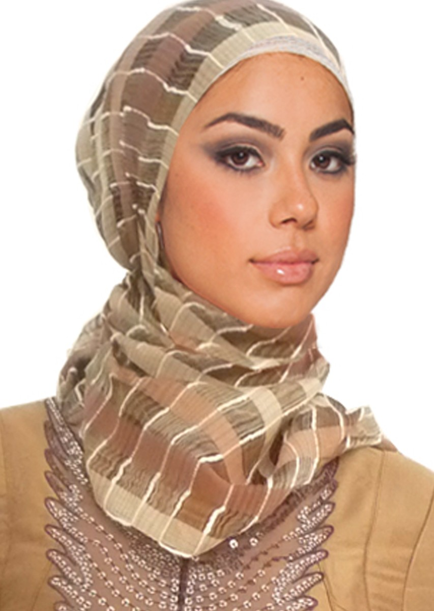 Hijab Styles For Round Faces | Hijab Styles, Hijab ...